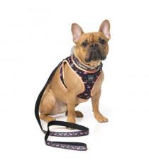 FUZZYARD Laisse néoprene Fabmingo L - 140 x 2,5cm - Pour chien