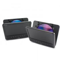 CALIBER MDP 278T Double lecteur DVD portables 7