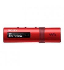 SONY - Lecteur audio walkman clé USB + radio FM rouge