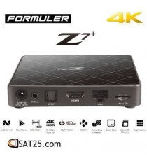 FORMULER Z7+ 4K Box TV Android - WiFi 4K - HDR 10 - 2Go/8Go - Android 7.1