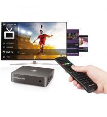 FORMULER Z Nano Boitier Android TV WiFi Full HD - HDR 10 - 512k/4Go - Android - Noir