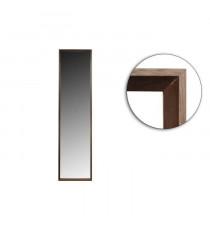 Miroir profond 37x153 décor chene