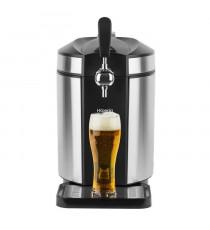 HKoeNIG Tireuse a biere ? Pour tous les fûts de 5L ? Noir/Inox - BW1880
