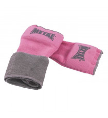 METAL BOXE Sous Gant Max Gel Eponge - Junior - Rose