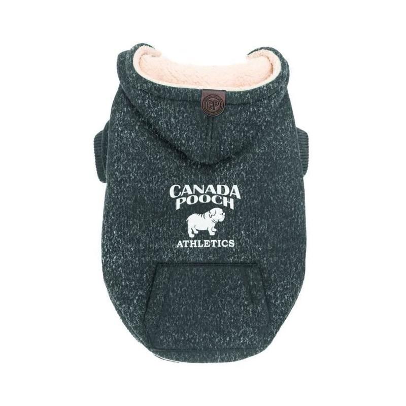 CANADA-POOCH-Manteau-Cozy-Caribou-10-2-4-kg-Gris-Pour-chien