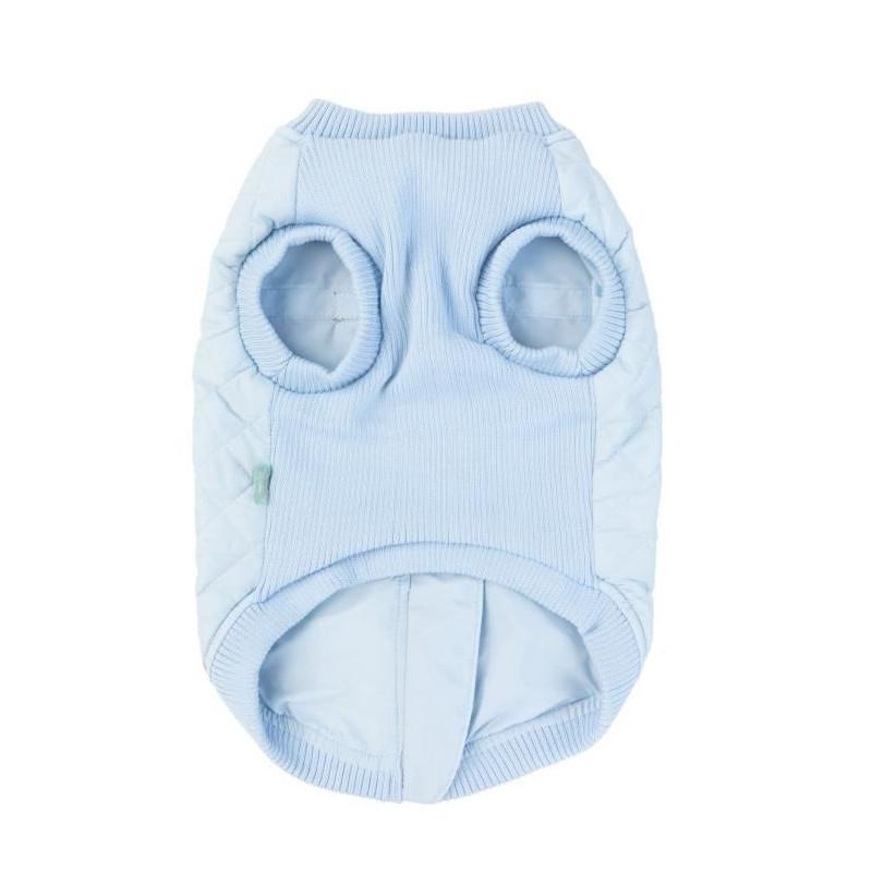FUZZYARD-Blouson-Harnais-MacGyver-35-38-5-cm-Bleu-clair-Pour-chien miniature 2