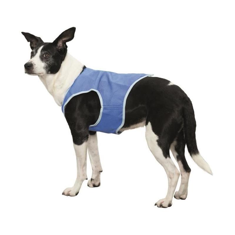 TRIXIE-Veste-rafraichissante-PVA-L-35-cm-Pour-chien miniature 2