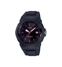 CASIO Montre Collection noire LX-610-1A2VEF - Bracelet résine