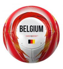 CHRONOSPORT Ballon de football Belgique - Taille 5