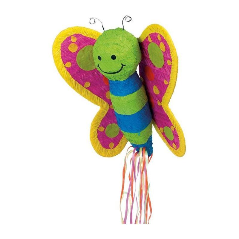 AMSCAN-Pinata-Papillon-A-tirer