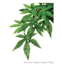 EXO-TERRA Abutilon plante terrmm - Pour reptile ou amphibien