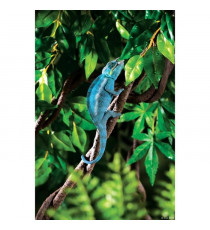 EXO TERRA Liane flexible - Grand modele - Pour reptiles et amphibiens arboricoles