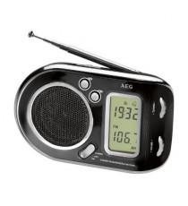 AEG Radio Pocket Am/Fm/Sw  Affichage Digital