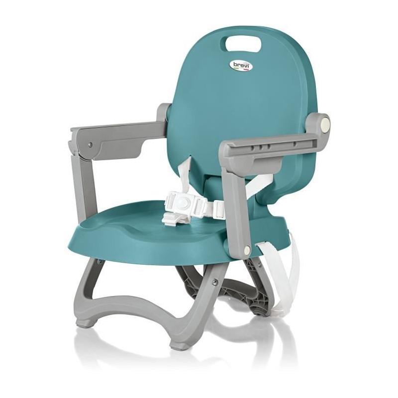 BREVI-Pic-nic-rehausseur-de-table-couleur-bleu-grise miniature 2