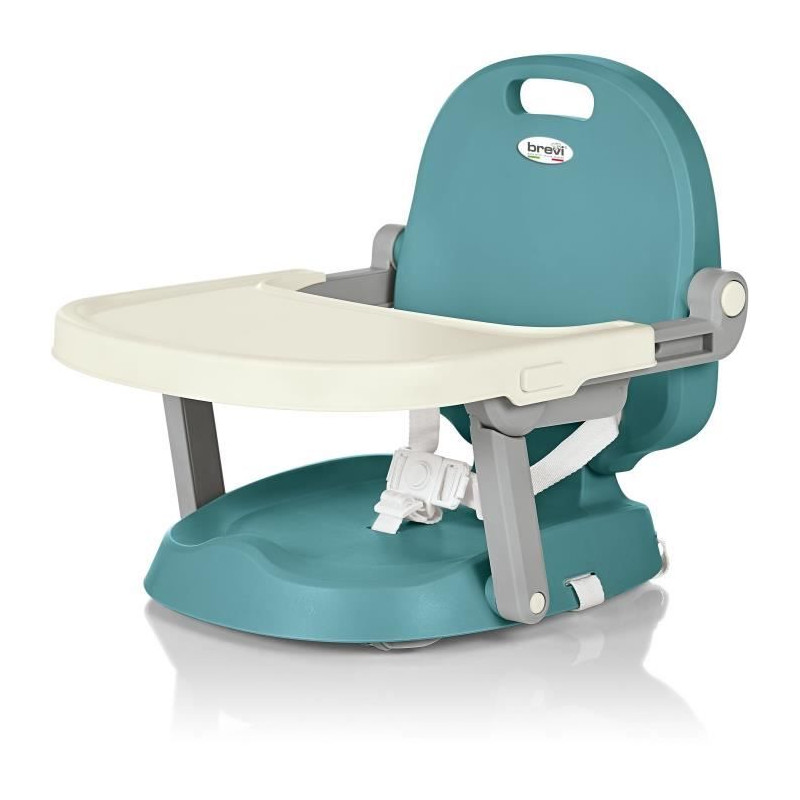 BREVI-Pic-nic-rehausseur-de-table-couleur-bleu-grise miniature 3