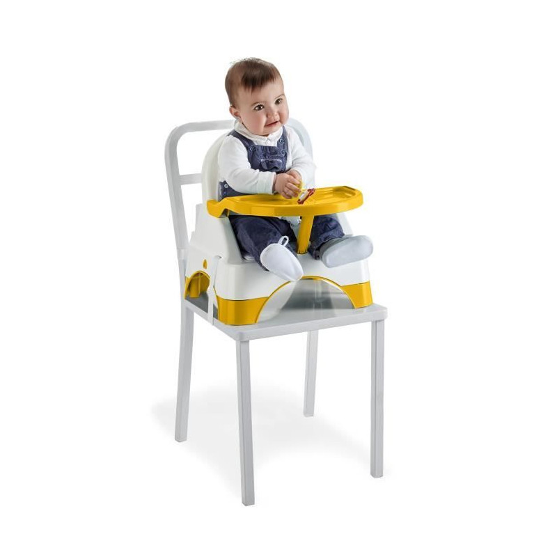 THERMOBABY-Edgar-rehausseur-et-marche-pied-Ananas miniature 2