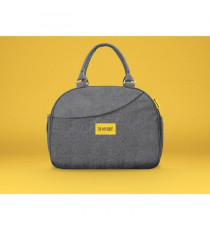 BADABULLE Sac a langer Weekend - Noir