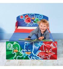 PYJAMASQUES Lit enfant Protections latérales - L 140 x l 70 cm