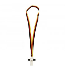 AVENTO Sifflet Supporter - 3 tons - Blanc
