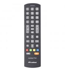 MELICONI CONTROL TV1 Télécommande préprogrammée - Compatible quasi toutes marques et modeles