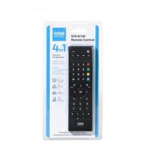 ONE FOR ALL URC1745 - Télécommande universelle 4 en 1 pour TV, lecteur DVD et Blu-Ray, Satellite, Câble, TNT, Magnétoscope - …