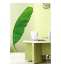 PLAGE Sticker Décor mural adhésif 3XL -  Oasis45x169 cm