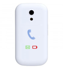 SWISSVOICE S28 - Téléphone mobile débloqué 2G a clapet pour séniors