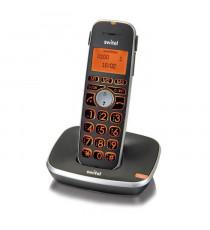 SWITEL D10 Combiné supplémentaire pour D100/102/200 et téléphones DECT compatible GAP