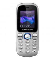 TEDDY 1 Téléphone portable Blanc/Bleu 32 Mo