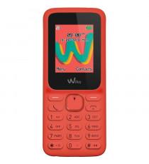 WIKO Lubi5 Plus LS Cherry Rouge