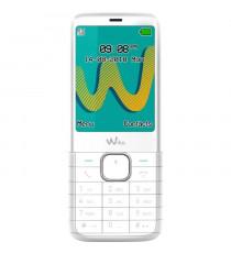 WIKO Riff3 Plus LS Blanc