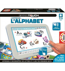 EDUCA Touch Junior L'Alphabet tablette
