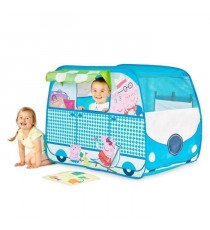 PEPPA PIG Tente de Jeu Camping-Car GetGo
