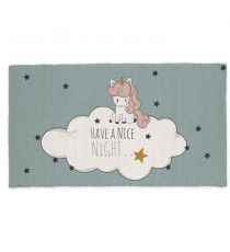 TODAY Tapis Coton Nice Night - 60 x 120 cm