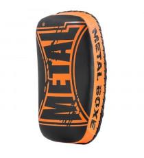METAL BOXE Pao Courbe - Noir et Orange