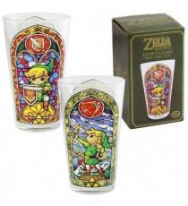 Verre Link Zelda The Windwaker format Vitrail - 40 cl