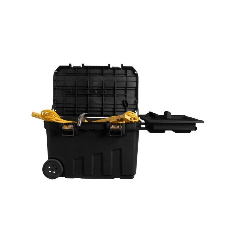 STANLEY-Coffre-de-chantier-91L-vide miniature 3