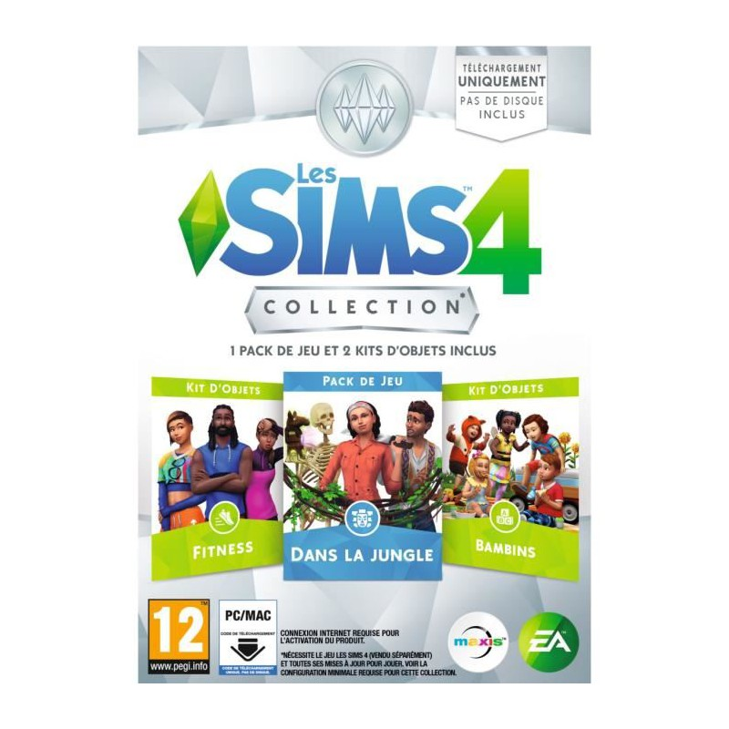 SIMS 4 Collection 6 Jeu PC - leader-discount.com b989cddb241b